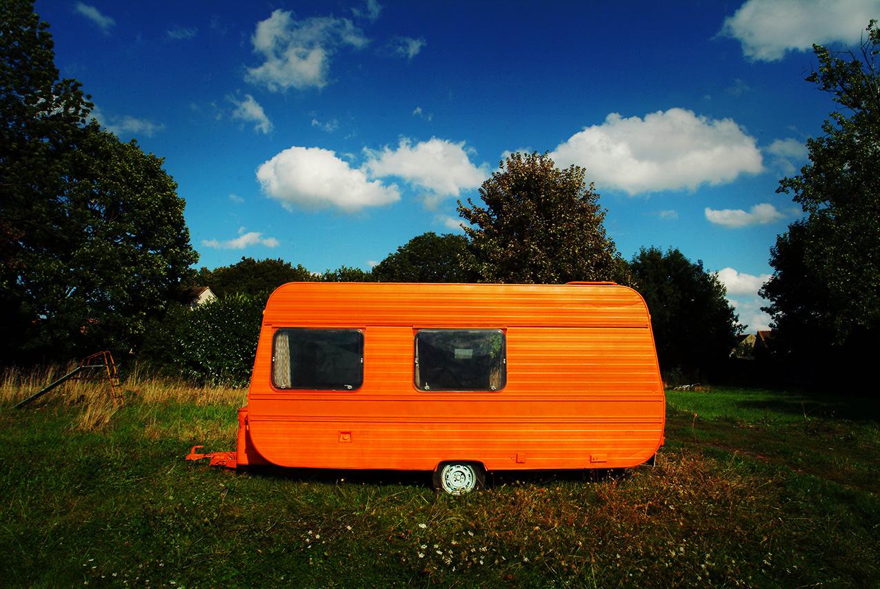 La Caravane Orange