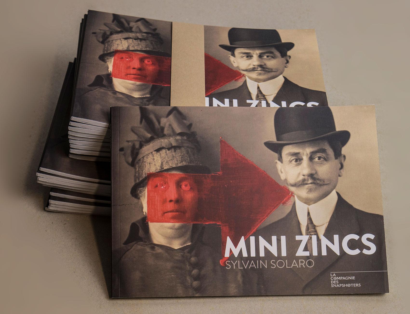 Mini Zincs Le Livre !